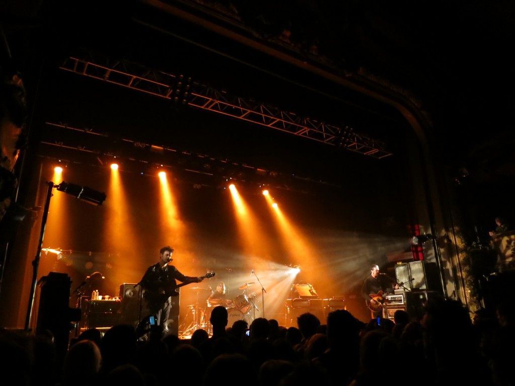 Le Trianon (Paris) 2013.03.16