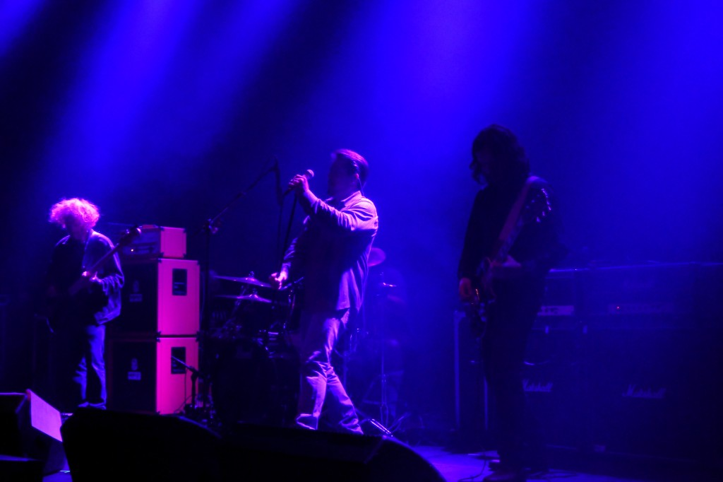 Vista Chino. La leyenda de Kyuss continua......