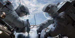 De charleta en el espacio exterior