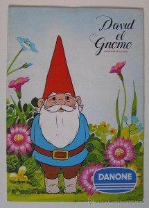 ¿Os imagináis qué hubiera sido de nuestra infancia sin los álbumes de Danone?