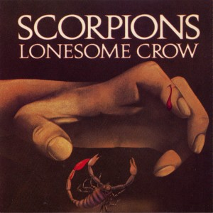 Scorpions-Lonesome_Crow-Frontal