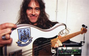 steve harris west ham