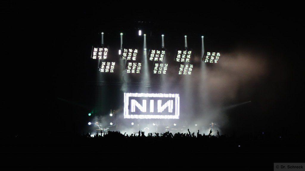 NIN. London.