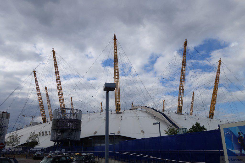 O2 Arena. London