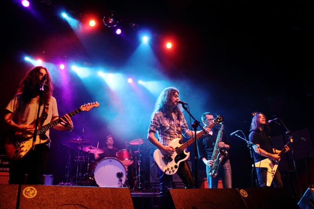 Highlights Vs. Thin Lizzy en el Antzokia. 5 de enero de 2015
