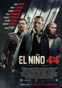 El niño 44, la última película de Daniel Espinosa