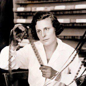 Leni Riefenstahl en 1935