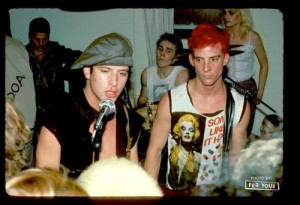 SOCIAL DISTORTION 80