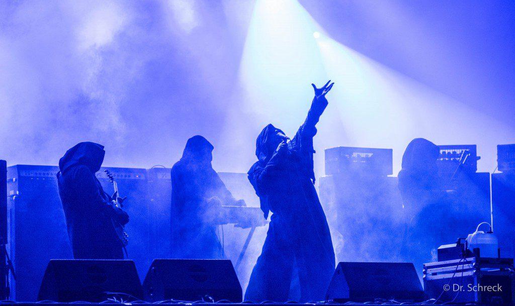 Sunn O))) + Attila Cishar