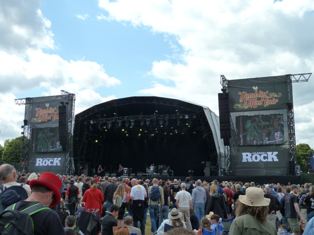 Classic Rock Stage