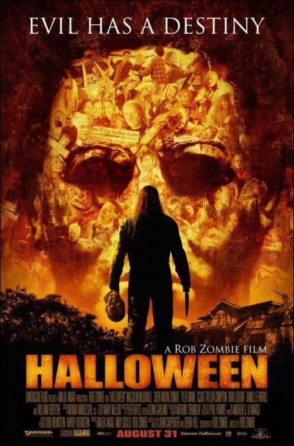 Cartel de Halloween de Rob Zombie
