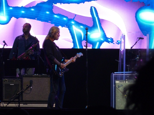 Gregg Allman en el Ramblin' Man Fair '15