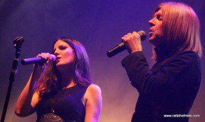 Zuberoa Aznárez y John Kelly (Elfenthal) a dúo