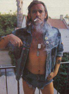 Lemmy+Kilmister----