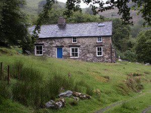 La casa de campo Bron-Yr-Aur