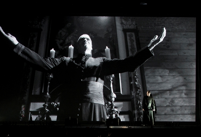 Henry Rollins en Gutterdammerung